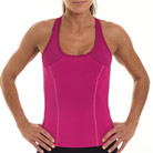 zaggora hot top - fuschia