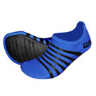 ZEMgear playa round toe low junior (black/blue)