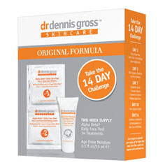 dr. dennis gross skincare™ alpha-beta® 14 day challenge (original)