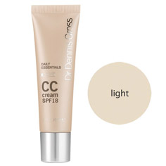 dr dennis gross cc cream spf 18 - light