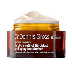 dr. dennis gross skincare ferulic+retinol fibroblast anti-aging moisturizer