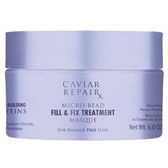 alterna caviar repair rx micro-bead fill & fix treatment masque