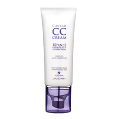 alterna caviar cc cream hair perfector