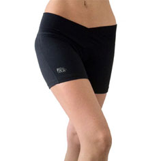 aziam victory short (black)