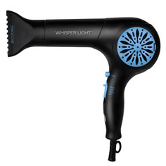 bio ionic® whisper light™ pro-dryer (black)
