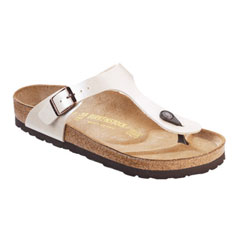 birkenstock gizeh sandal (antique lace)
