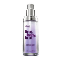 bliss firm, baby, firm anti-aging serum