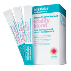 blisslabs™ nutricosmetics the youth as we know it vitality blend