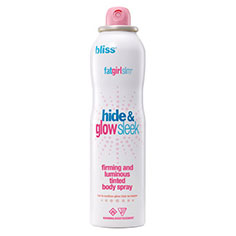 bliss fatgirlslim hide and glow sleek (fair to medium glow)