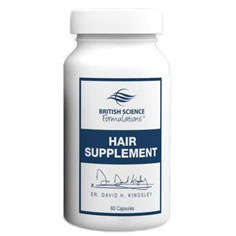 british science formulations® hair supplement