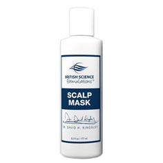 british science formulations® scalp mask 6oz