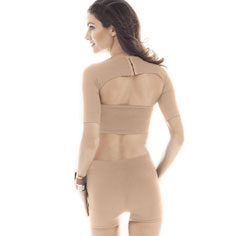 cass wear repair lucky back sleeves (nude)
