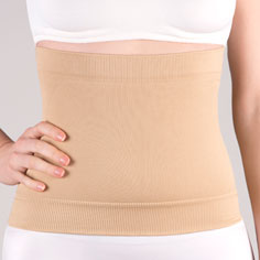 shape & slim sculpt activ'wear corrective belt (nude)
