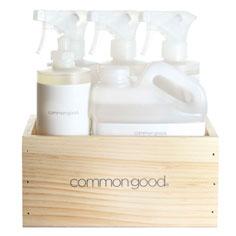 common good kitchen cleaners gift box (lavender)