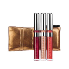 chantecaille pure brilliance gloss trio