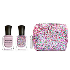 deborah lippmann mini nail lacquer duet (two of hearts)