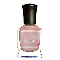 deborah lippmann nail lacquer (lullaby of broadway)