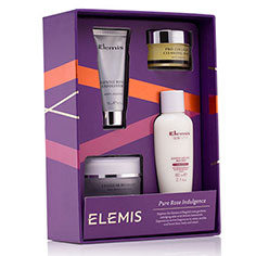 elemis pure rose indulgence