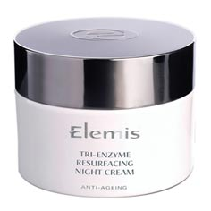 elemis tri-enzyme resurfacing night cream 1.7oz