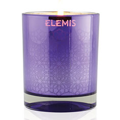 elemis spa light candle (cinnamon-vanilla)