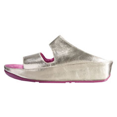FitFlop Lolla Crackle (platinum)