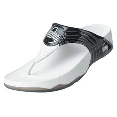 FitFlop Walkstar™3 (black + white)