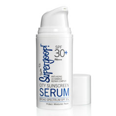 supergoop! spf 30+ city sunscreen serum