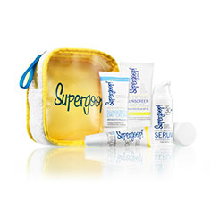 supergoop! city and sand tote
