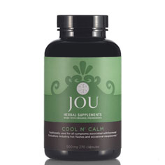 jou cool n' calm herbal supplement