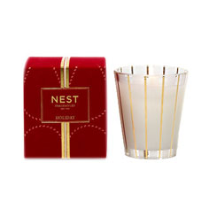 nest fragrances classic holiday candle