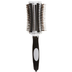 "olivia garden thermoactive® ionic boar combo brush (2.5"")"