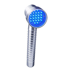 quasar light therapy baby blue