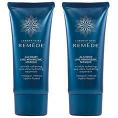 laboratoire remède alchemy line minimizing masque set of 2