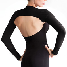 solidea silver slimming sleeves (black)