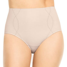 spanx spoil me cotton panty (shell)