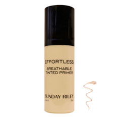 sunday riley effortless breathable tinted primer (light)