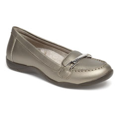 dr. weil integrative footwear evolution loafer (pewter)