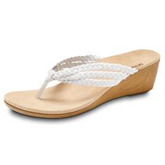 orthaheel ramba sandal (white)