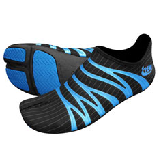 ZEMgear 360 ninja split toe low (black/blue)