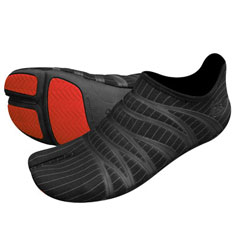ZEMgear 360 ninja split toe low (black/black)
