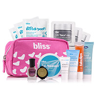 Get a FREE beauty bag bursting with goodies